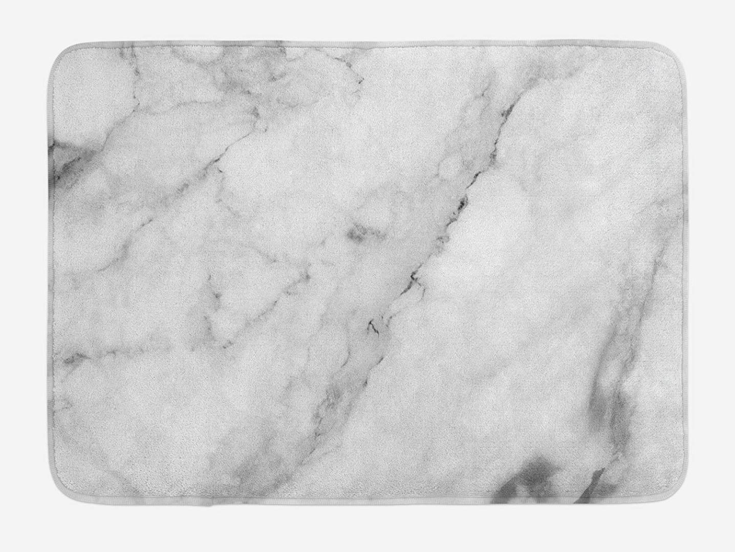 대리석 Doormat 화강암 표면 모티브 스케치 자연 효과 및 균열 골동품 스타일 이미지 홈 인테리어 도어 바닥 매트 매트