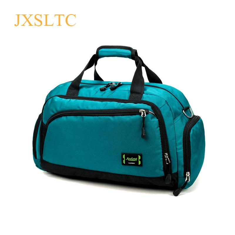 Горячая водонепроницаемый нейлон путешествия сумка моды для мужчин носить на выходные сумки старинные случайные сумки на ремне сумки женщины сумку T200324