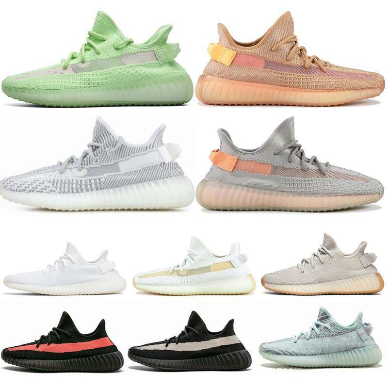 Tasarımcının spor ayakkabısı, kilden gerçek formlu koşu ayakkabısı, erkek ve kadın üst boşlukları zebra beluga 2.0 susam hamile bayan kremleri erkek