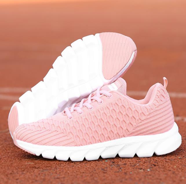 Grenzüberschreitende 2020 Frühjahr neue Plus-Size-Sportschuhe für Frauen Lauffreizeitschuhe amazon heiße Art Student Schuhe
