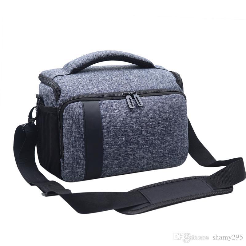 DSLR Waterproof Photo Camera Bag Case For Canon EOS 750D 1300D 5D Mark IV III 800D 200D 6D Mark II 7D 77D 60D 70D 600D 700D 760D free ship