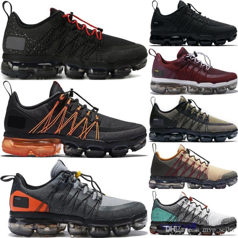 En Kaliteli Run Utility Siyah Yansıtan Gümüş Erkekler Koşu Ayakkabıları Üçlü Beyaz Orta Zeytin Erkekler Tasarımcı Ayakkabı Spor Sneakers