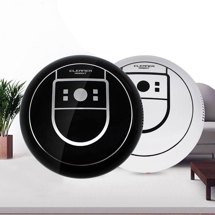 Автоматический пылесос для домой сухой мокрый швабр против столкновения интеллектуальный подметающий робот очистки подметал метлы