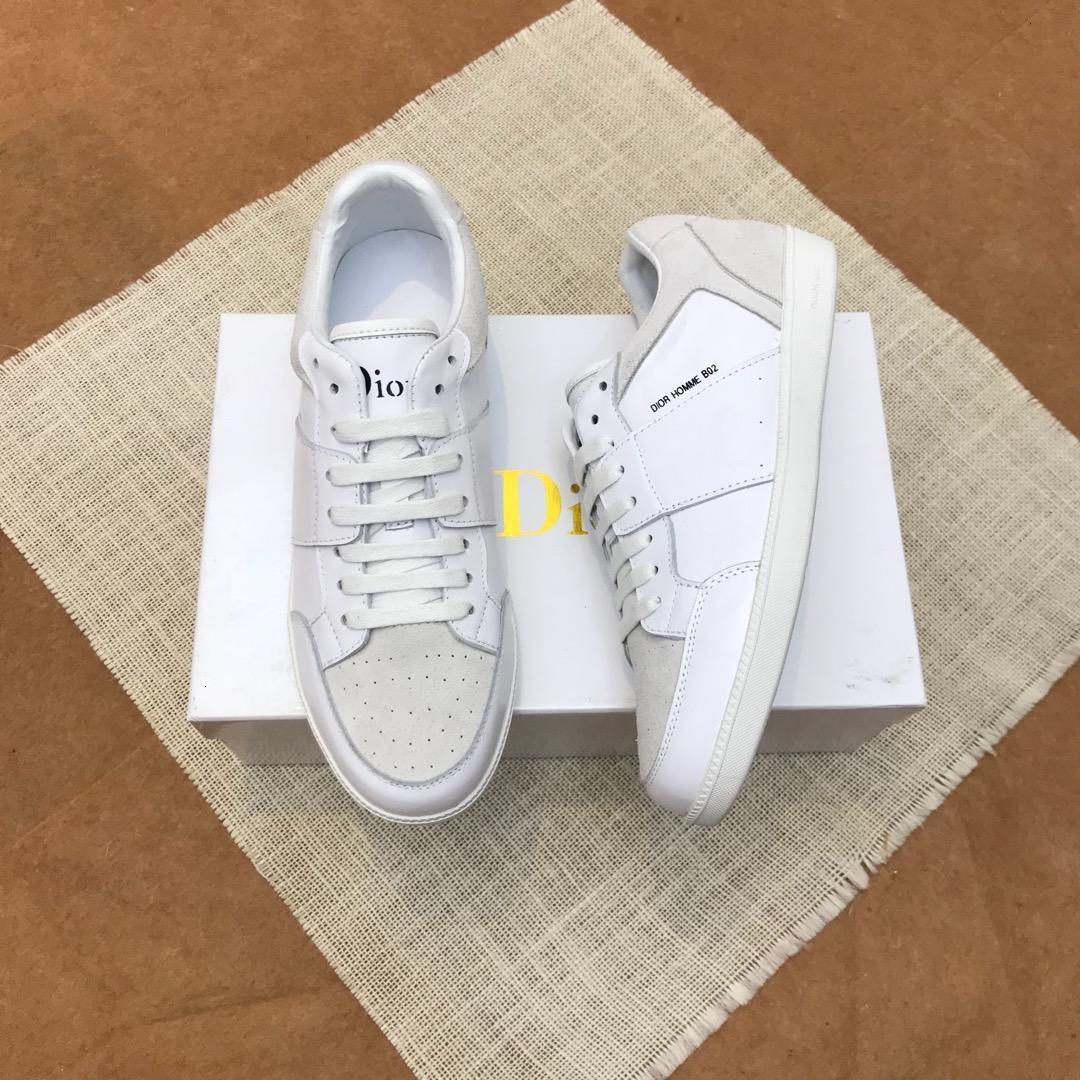 Toz Torbalı 2019 Erkekler Ayakkabı Kalite Moda Eğitmenler Sneakers Casual