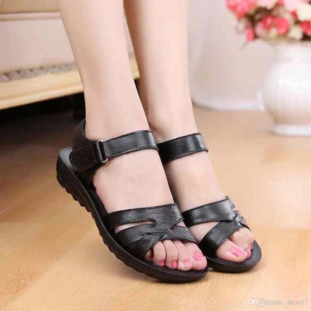 women shoes Sandals High Quality heels Sandals Slippers Huaraches Flip Flops Loafers shoe For slipper shoe07 PL131