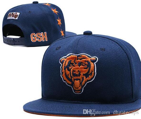 Toptan Ayarlanabilir Chicago Snapback CHI Şapka Açık Yaz Erkekler Basketbol Kap Güneş Saçakları Düz casquette Ucuz Kadınlar Futbol Kap 00