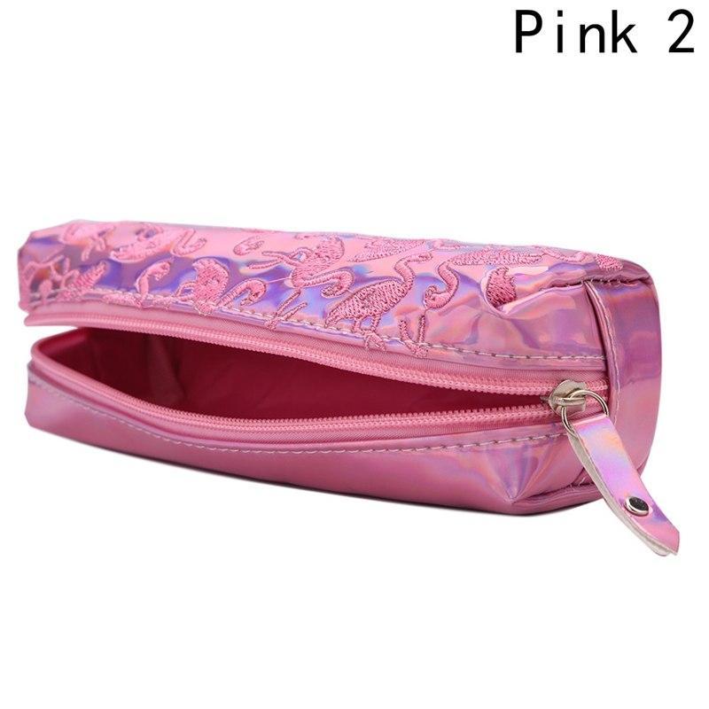 Cosmetic Bag portatile Donne multifunzione PU bellezza Zipper sacchetto cosmetico di corsa di trucco di caso toilette Astuccio borsa Borse