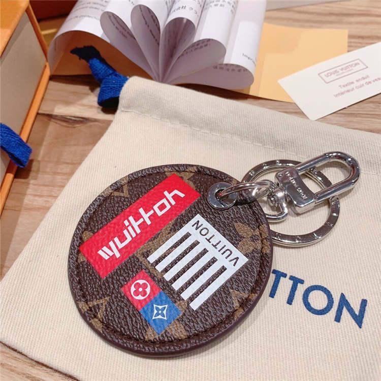 portachiavi lusso stilista nuova casella chiave dell'automobile regalo del sacchetto d'attaccatura americano confezionamento all'ingrosso A00004