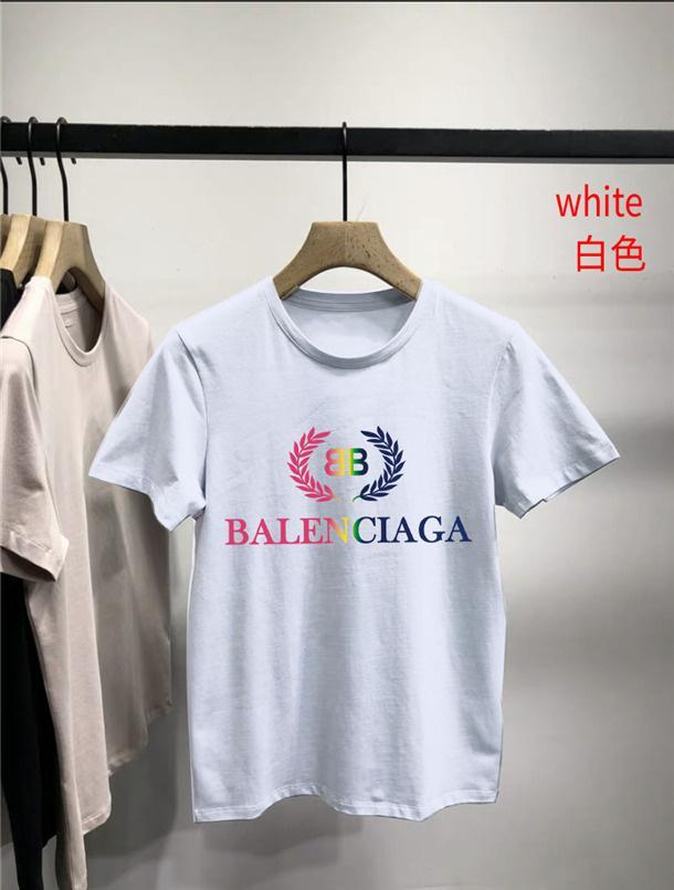 Streetwear T shirt Uomo sportivo progettista magliette Moda Uomo Abbigliamento Estate Rivet miscela del cotone a maniche corte Givency Crew