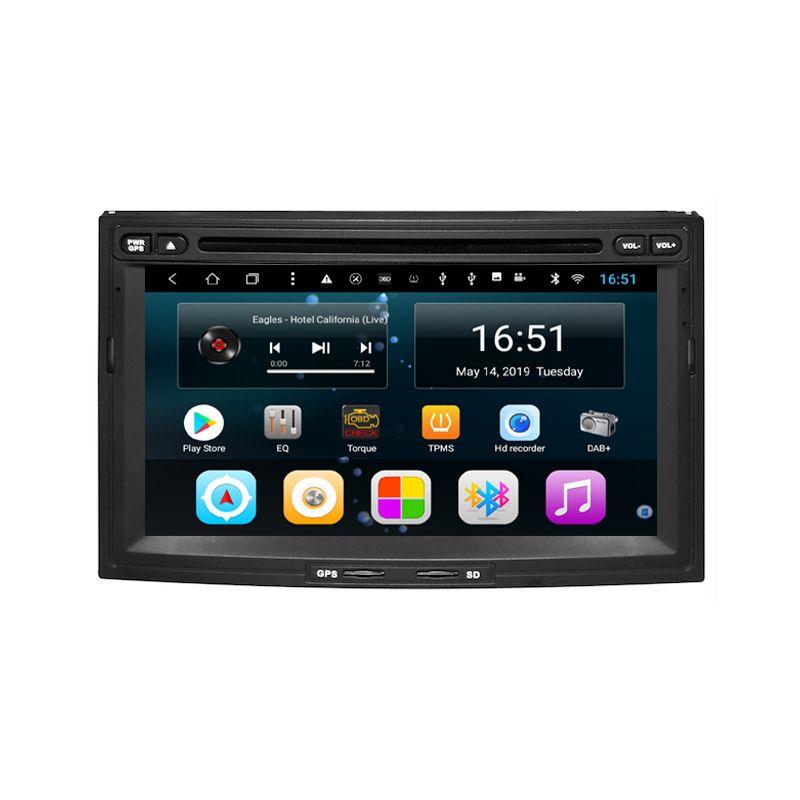 Android 7inch 8-core for peugeot 3008 5008 CD Car USB vidio HD1080 good wallpaper Wifi Head Unit