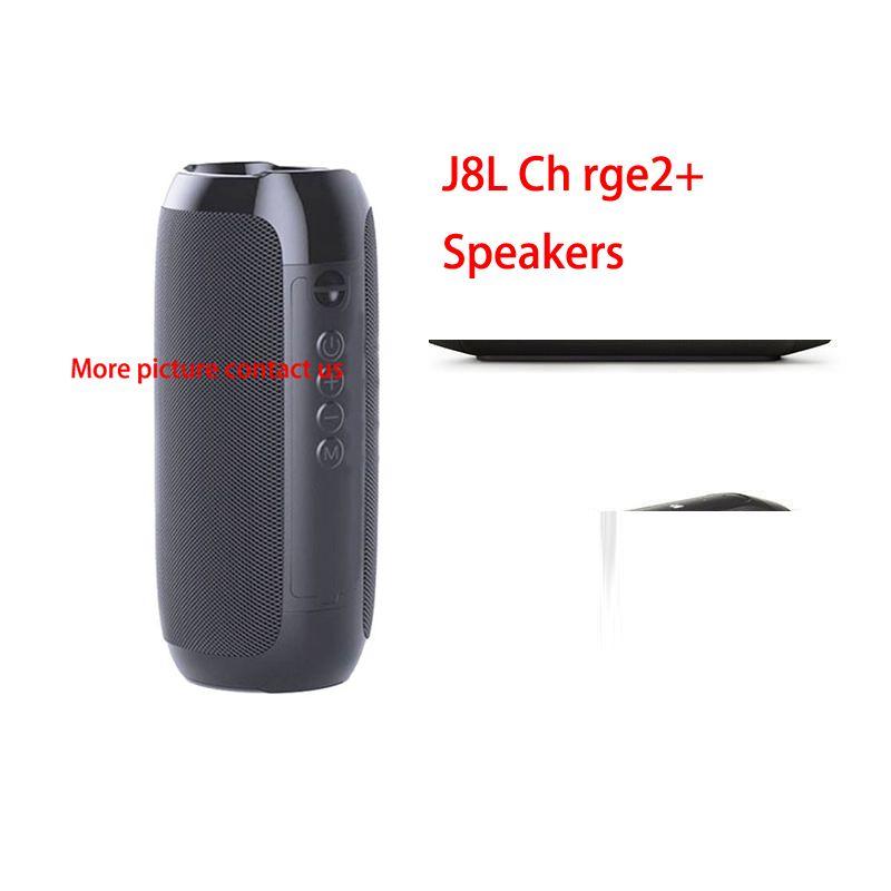 la prova senza fili Bluetooth Speaker giardino Bicicletta Mic Altoparlanti sportivi portatili con radio FM TF card MP3 Banca di potere per Xiaomi samsang
