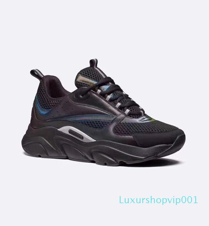 2019 novas 3D sapatos de lona e pele de bezerro esportes reflexivos da Europa na moda 003fashion esportes shoes35-45mk02 B22 homens técnico ocasional