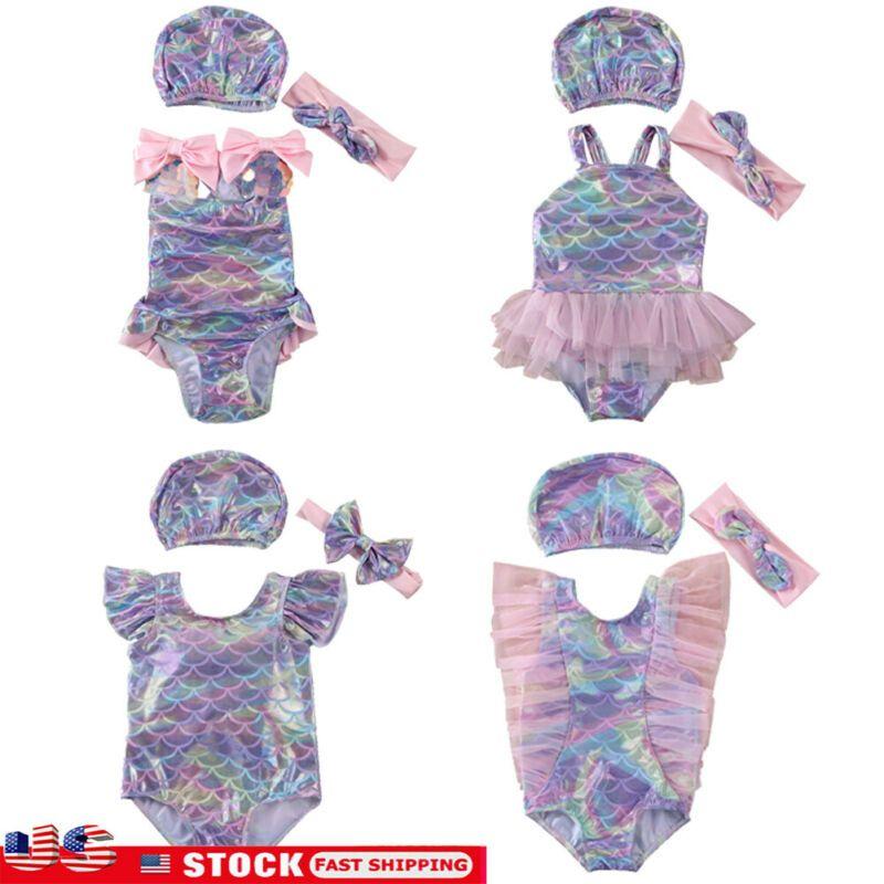 2020 브랜드 패션 트렌드 귀여운 유아 아이 아기 소녀 공주 수영복 수영복 여름 휴가 활 매듭 새로운 비키니 수영복