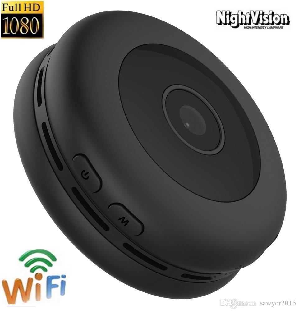 wireless wifi mini DV Camera IP camera H11 HD 1080P IR night vision video camera Home security Surveillance CCTV Cameras