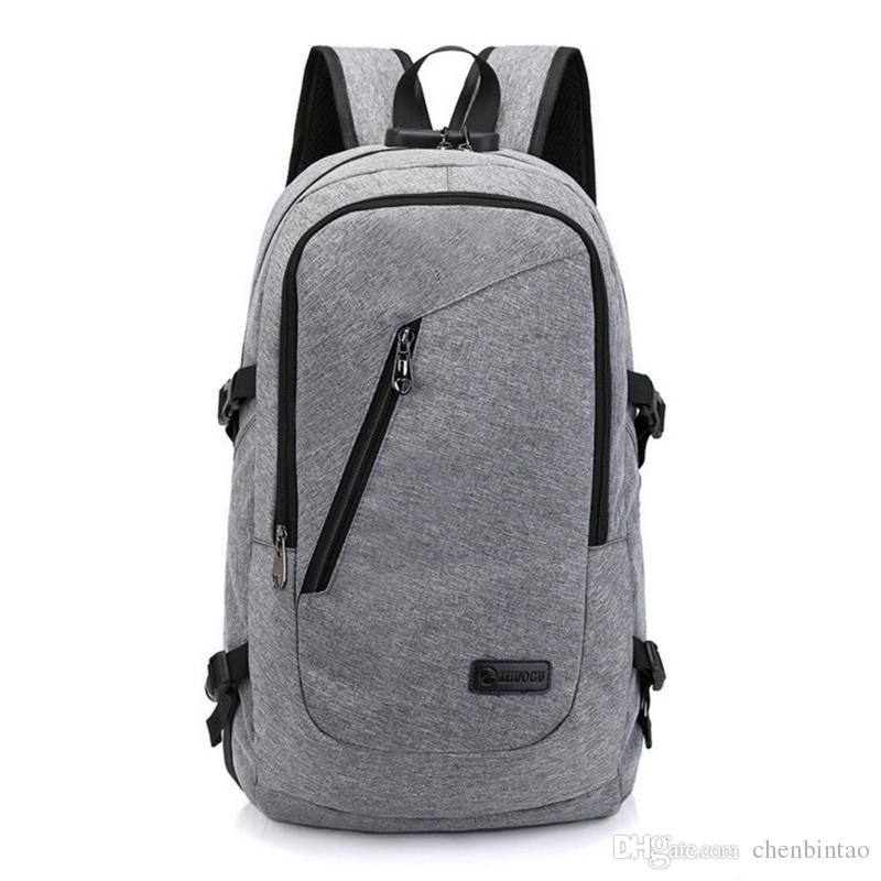Laptop //School Bags In 3 Colours Real Leather Backpack Bags Unisex Backpack