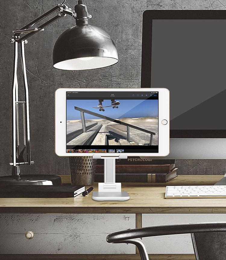 Fashion Phone Holder Popular Streaming Desktop Stand for Cellphone Portable Cell Phone Mounts Tiktok Youtube Fashion #2