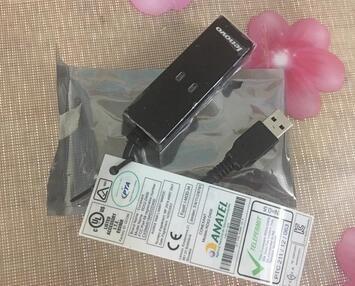 Lenove Conexant RD02-D400 Externo 56K Fax Módem Driver USB NW147 Teléfono RJ-11