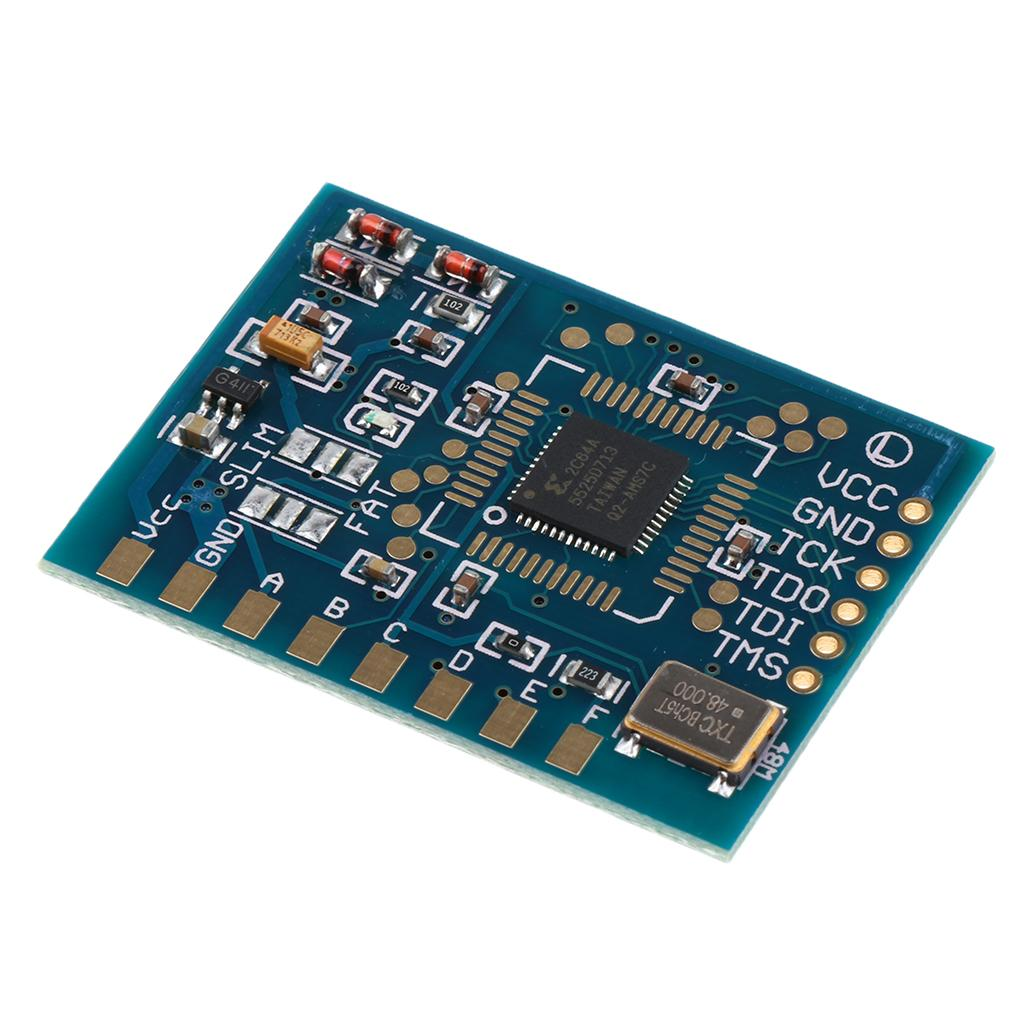 Glitcher مصفوفة V3 كورونا بلورات 48MHZ IC رقاقة لأجهزة إكس بوكس 360 وحدة تحكم الألعاب إصلاح اللوحة