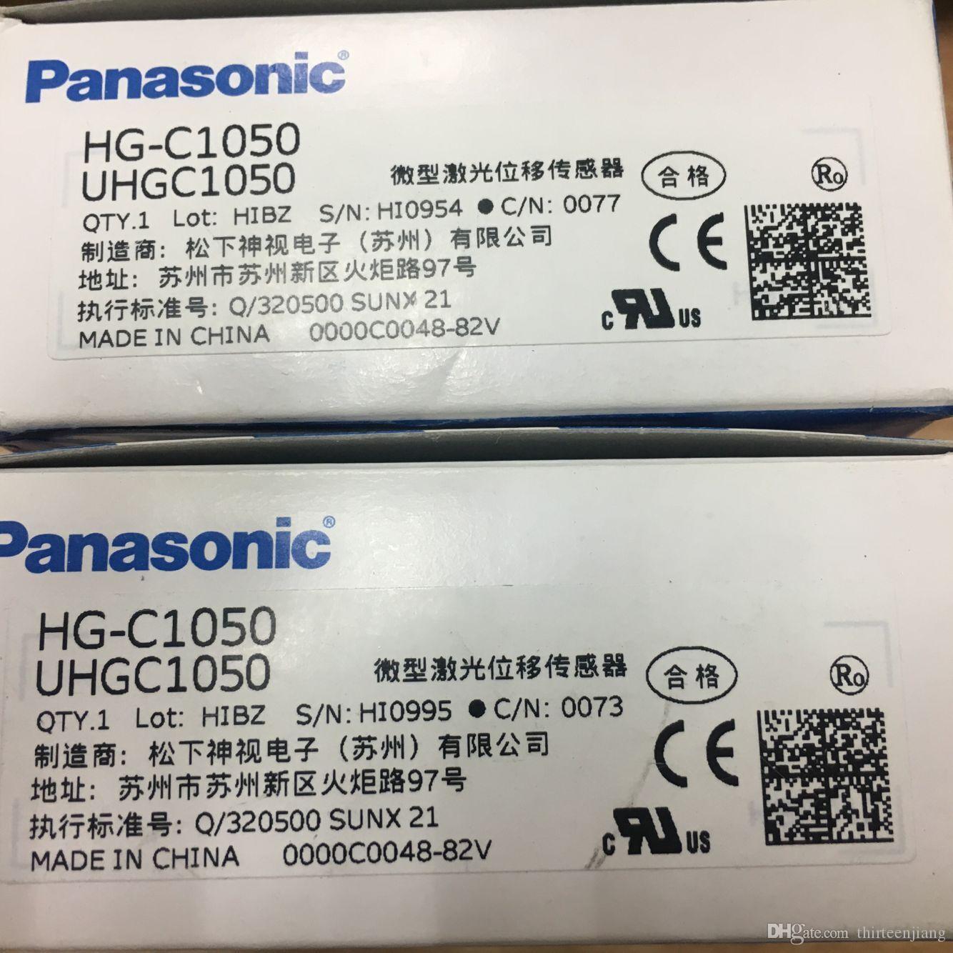 1 PC New Panasonic Laser Displacement Sensor HG-C1050 In Box
