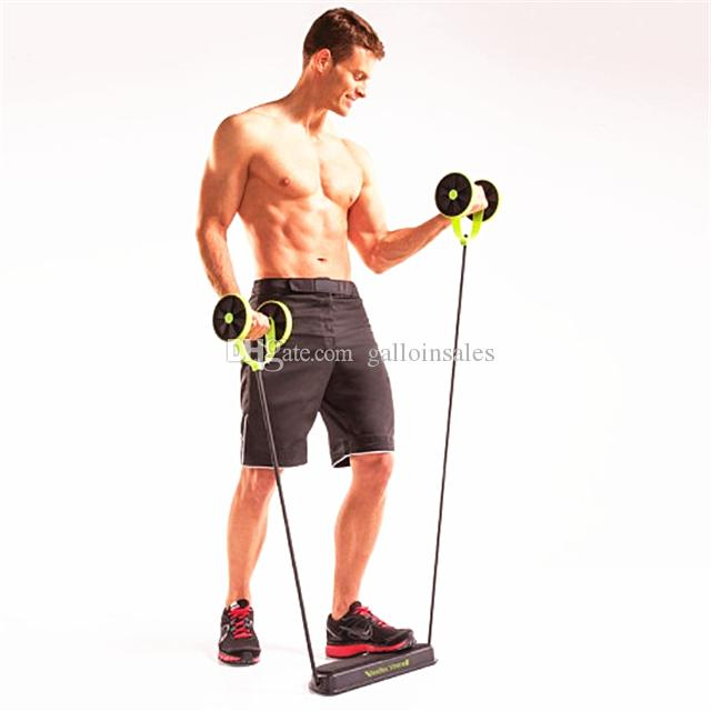 2020 New Muscle Exercise Equipment Home Fitness Equipment Double Wheel Abdominal Power Wheel Ab Roller Gym Roller Trainer At001 From Galloinsales 21 96 Dhgate Com