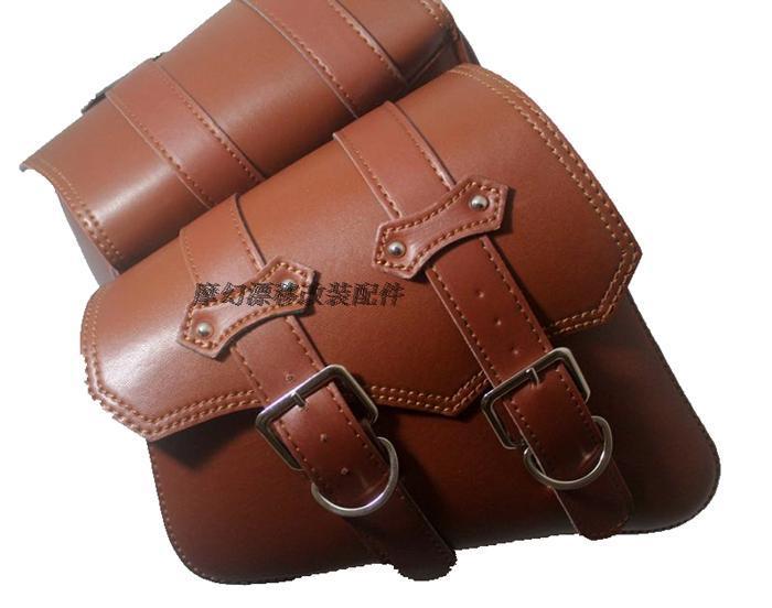사용자 정의 XL1200 스포츠카 XL88 여행 패키지 오토바이 안장 가방 크루즈 프린스 측 가방을 수정
