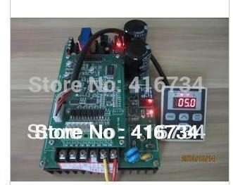 Freeshipping Vfd Inverter Frequency inverter second hand YD800a frequency converter 220v 0.75kw 0.4kw