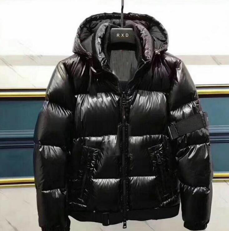 HOT New Man Down Down Jacket Veste Manteaux Outdoor Réchauffez 90% Manteau de plumes Homme d'hiver outwear Vestes Parkas TAILLE S-XXL