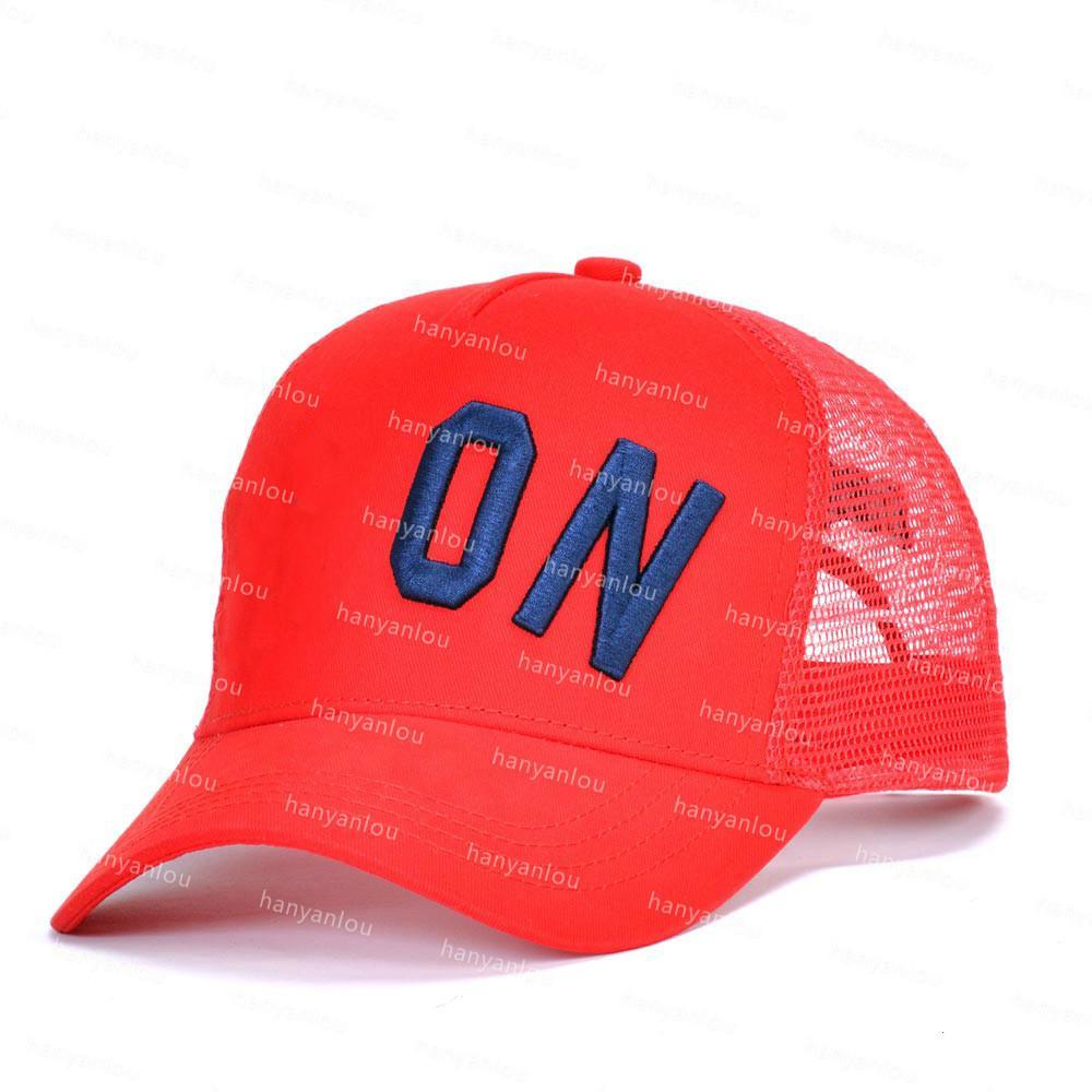icon dsq d2 cap dsquared2 équipée chapeaux hommes chapeaux casquettes de baseball casquette d'été pour des casquettes de camionneur de base-ball des femmes hommes de E19Z