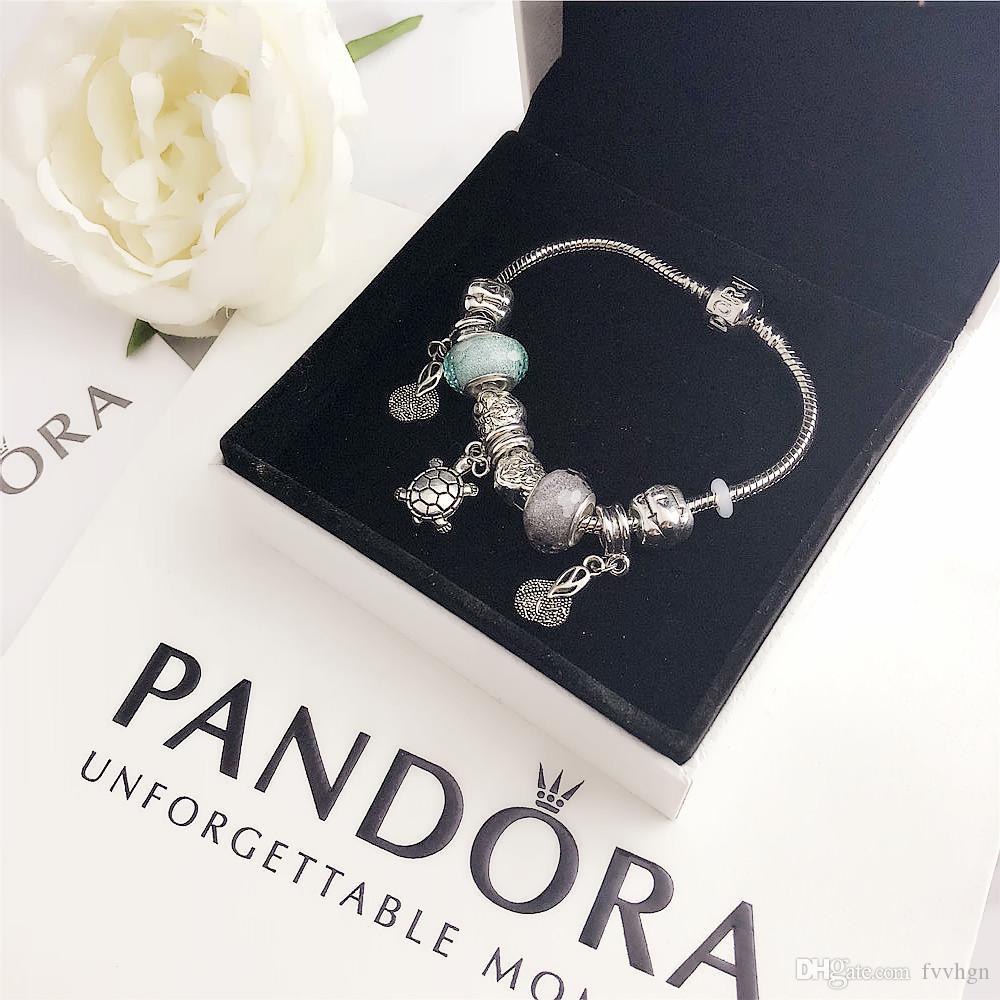 bracciale charms donna pandora