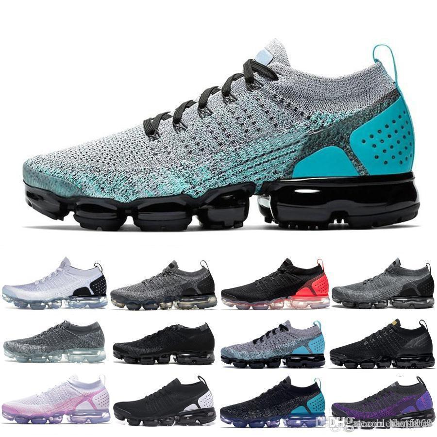 Nike air max 2018 Air 2.0 Hommes Chaussures De Course Pour Femmes Baskets Entraîneurs Mâle Sport Athlétique Chauds Corss Randonnée Jogging Marche Chaussures de Plein Air