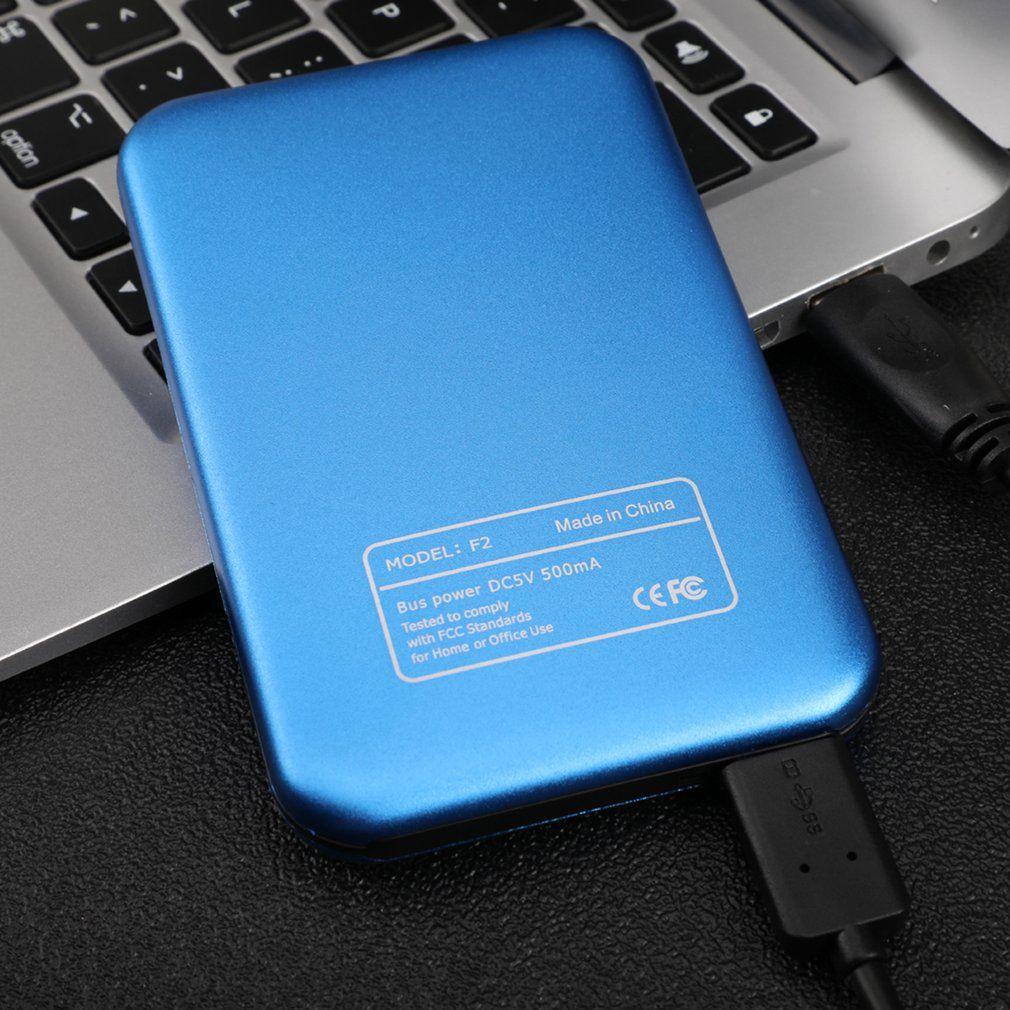 Stat Para USB3.0 Portable Hard Drive Caixa Externo USB 3.0 Magro Portable Hard Drive para PC / computador portátil