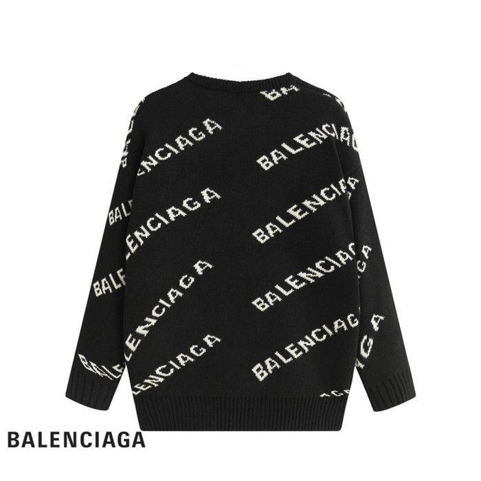 Casual GCCLuxury de punto suéteres de moda mujeres de los hombres de punto suéteres Pareja suéter suéter de manga larga carta impresos