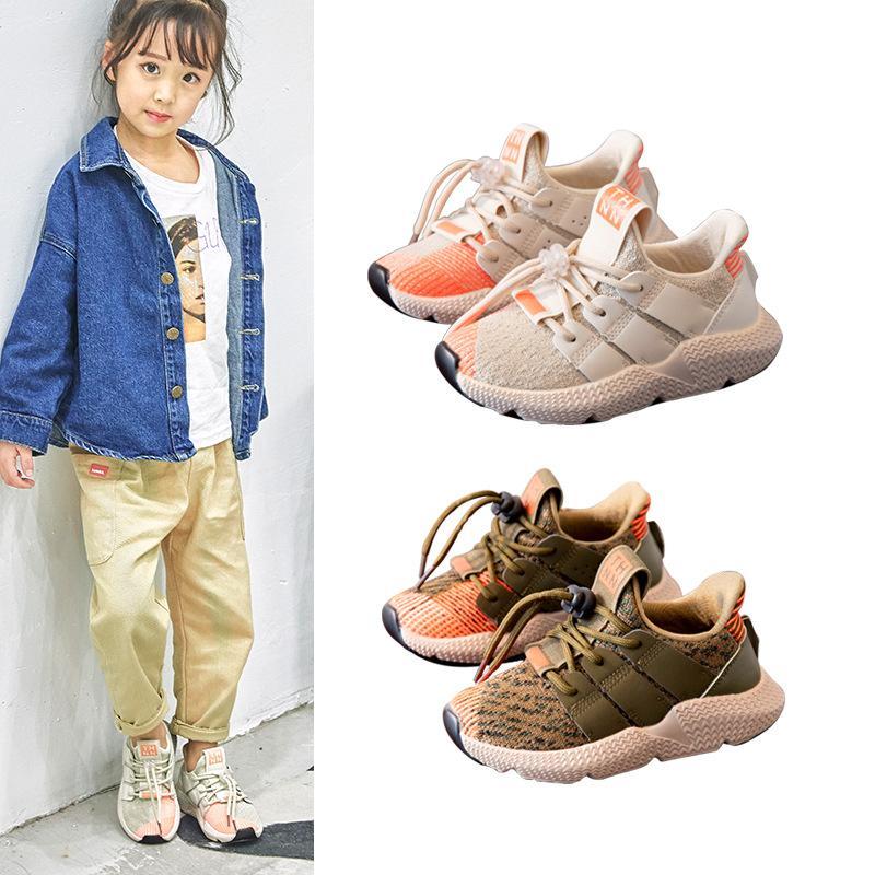 الاطفال الاحذية الأطفال تحلق حزام الأحذية الرياضية عارضة تشغيل الوالدين والأطفال أحذية بنين بنات أزياء مصمم المسار أحذية
