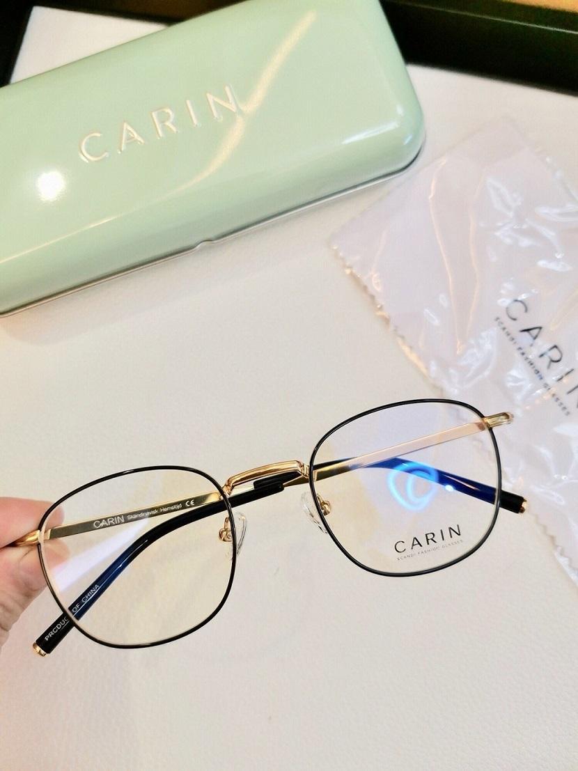 مزيج كارين كوريا المرأة كاملة ريم جولة ريترو نظارات إطارات مصمم أزياء النظارات وصفة طبية نظارات التوأم أكثر