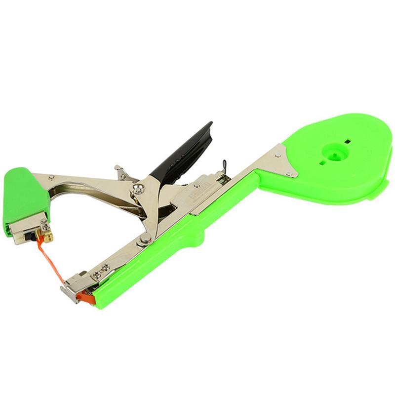 Strumenti TOP! -Garden strumento cinghie mano legata alla vite Branch macchina pacchetti integrati di verdure Uva staminali Bundle Set (1 Tie Branch Machin