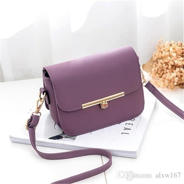 2018 Hot Brand New sacs de mode épaule de la chaîne de haute qualité décoration frangé Casual mode sac à main unique chaîne épaule bag7