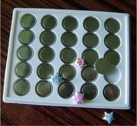 4500pcs / lot CR2032 3V 리튬 버튼 셀 배터리 코인 셀 RoHS