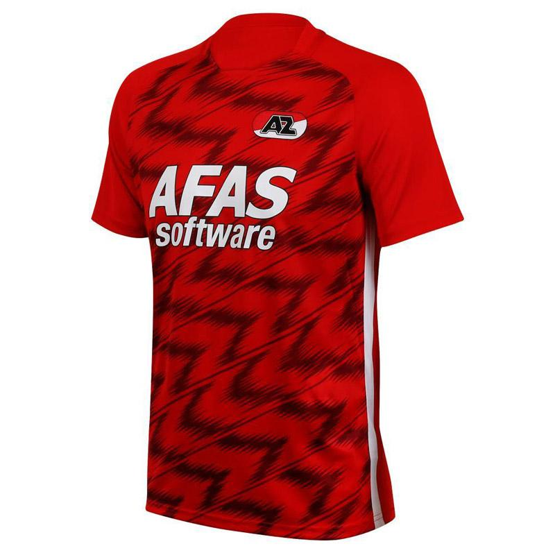 AZ Alkmaar home soccer jerseys 2020 2021 football shirt 20 21 AZ Alkmaar Boadu Idrissi Short sleeve jerseys Camisa de futebol Men's T-Shirts
