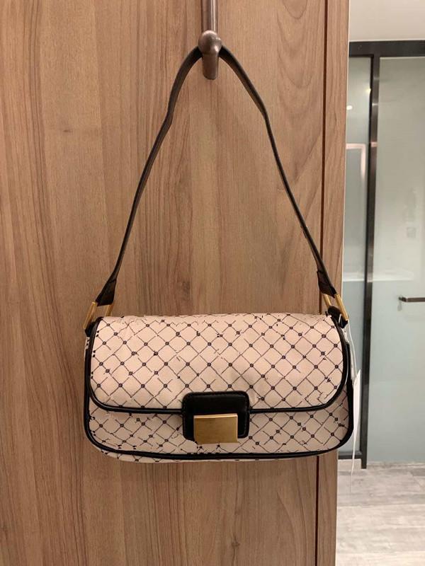 2020 Designer's neue Satteltaschen Mode Damen Messenger Bags High-End-Single-Schultertasche