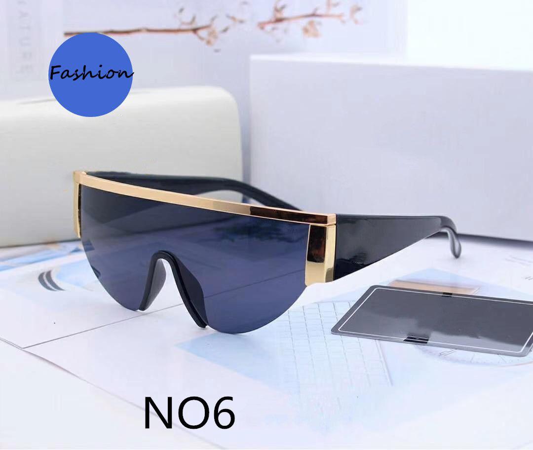 Новые летние солнечные очки вождения солнцезащитные очки Mens женщина Бич 0019 6 цветов Дополнительный Высококвалифицированные качества