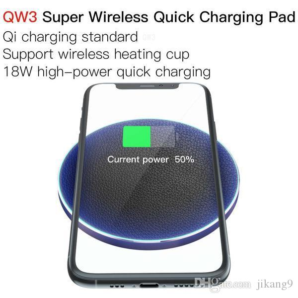 JAKCOM QW3 Süper Kablosuz Hızlı kalem a4 kağıt 80 gsm özel etiket olarak Pad Yeni Cep Telefonu Şarj Şarj