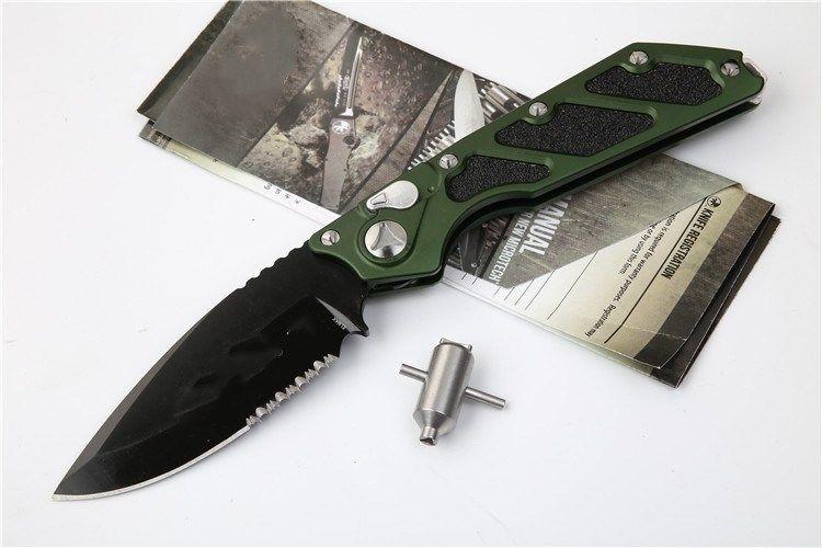 Recenmmend Special offer !DC Killswitch Black Blade Folding Knife Hunting Folding Pocket Knife Survival Knife Xmas gift for men copies 1pcs