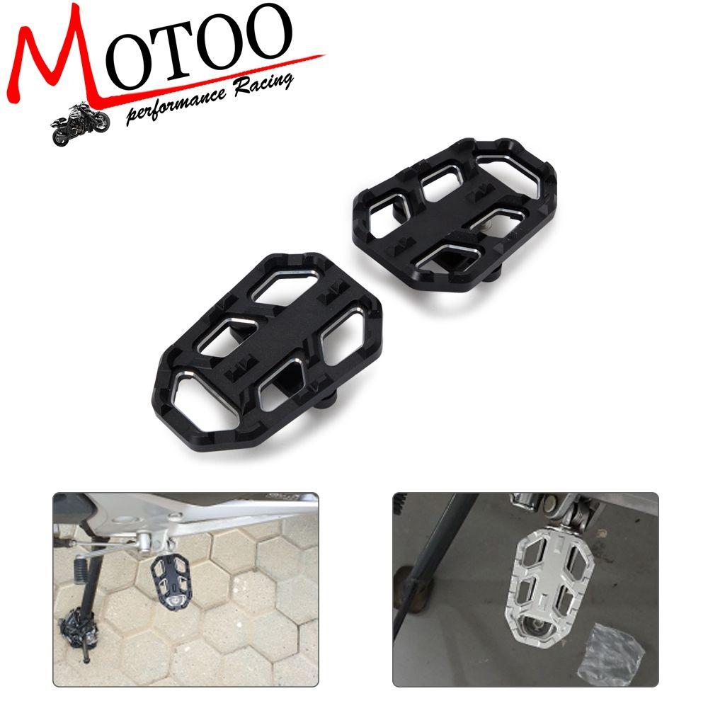 Мотоцикл ноги колышек подножки педали увеличитель для NC700X / S NC700 NC750 NC750X / S 2012-2018 CB500X 2015-2016