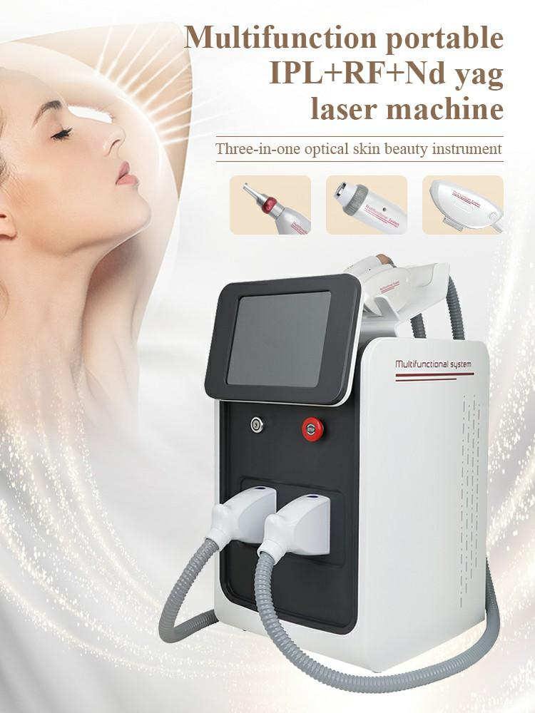 2020 New Ipl Laser Hair Removal Nd Yag Laser Tattoo Removal Machine Rf Face Lift Elight Rf Ipl Skin Care Laser Treatments From Takelovehome 4 350 26 Dhgate Com