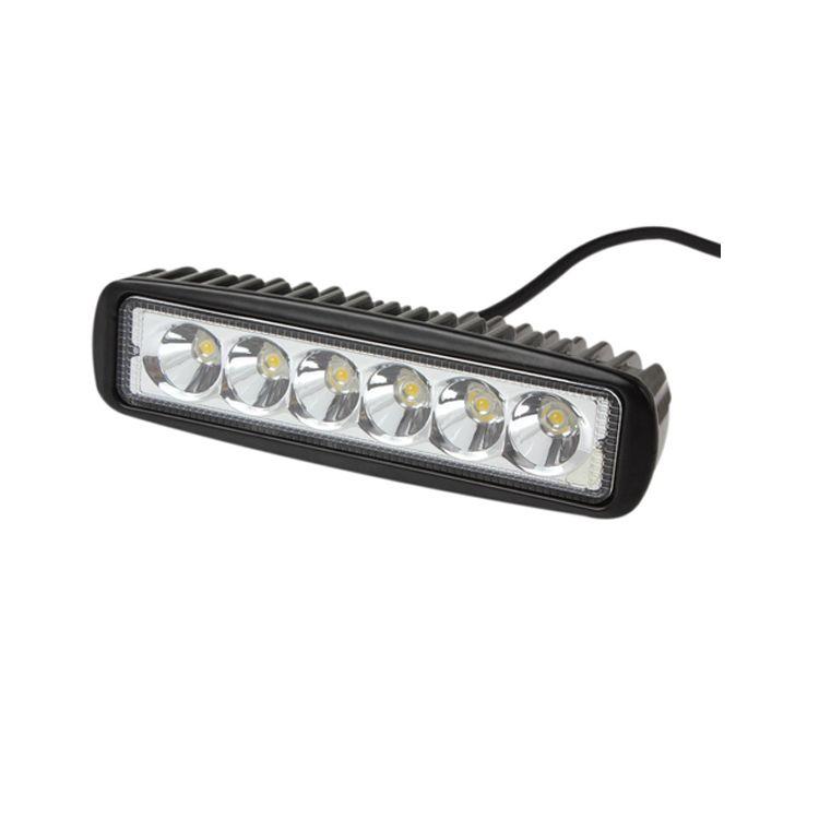 16 Zoll 18W 8D-Objektiv-LED Arbeits-Licht-Bar Automobil-Punkt-Flut-Lichtstrahl-Driving-Lampe für Offroad-LKW SUV Car Styling