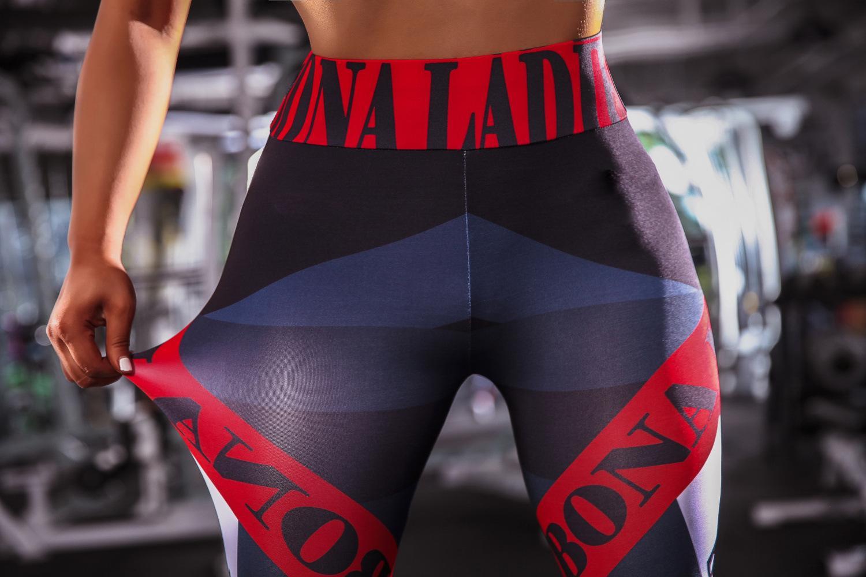 Womens Designer Letter Yoga Pantalon impression Mode Sweatpants cours Fitness Gym Leggings 2020 Arrive Top Hot New Vendre 2 couleurs