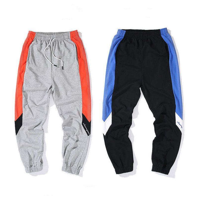 Hommes Femmes Marque Designer 2020 Sport Pantalon de haute qualité Mode Casual confortable Pantalon Nouveau Arrivée Thicken Sweatpants Hot Top