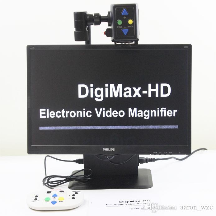 2019 New Multi-purpose transportable 22 inch HD LCD Desktop Digital Video Magnifier Low Vision Aids