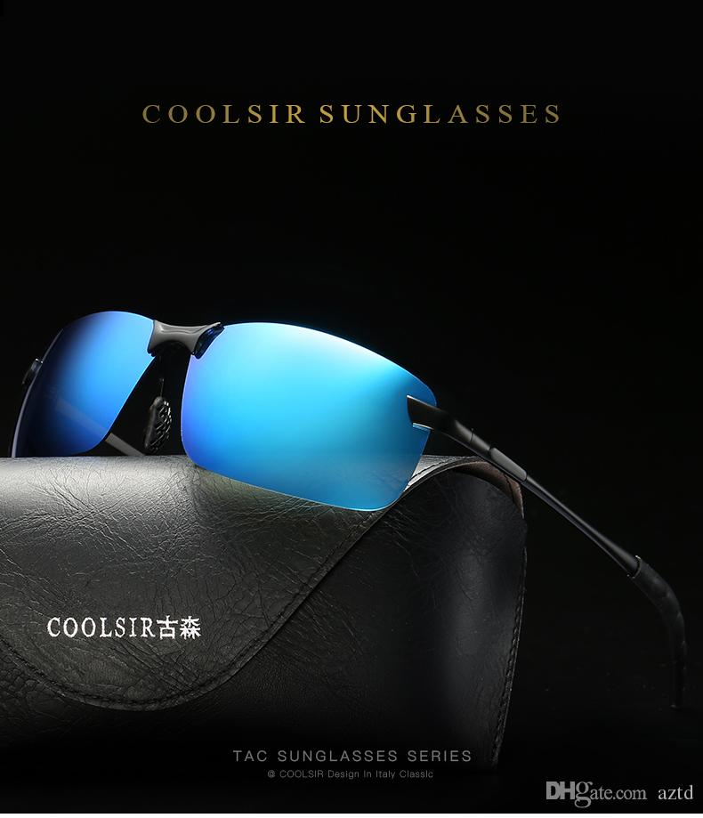 Очки дизайн мужчины горячие падение наполовину рама солнцезащитные очки женщины 2020 солнцем бренд на открытом воздухе вождение очки коричневые очки продажа whit share uv400 usog