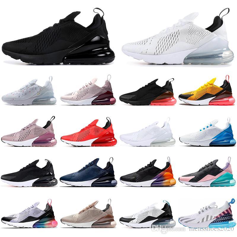 Nike air max 270 react 2020 CNY gute Qualität Männer Frauen Laufschuh Sportturnschuhmänner ROSE Hot Punch Tee Berry Trainer BARELY